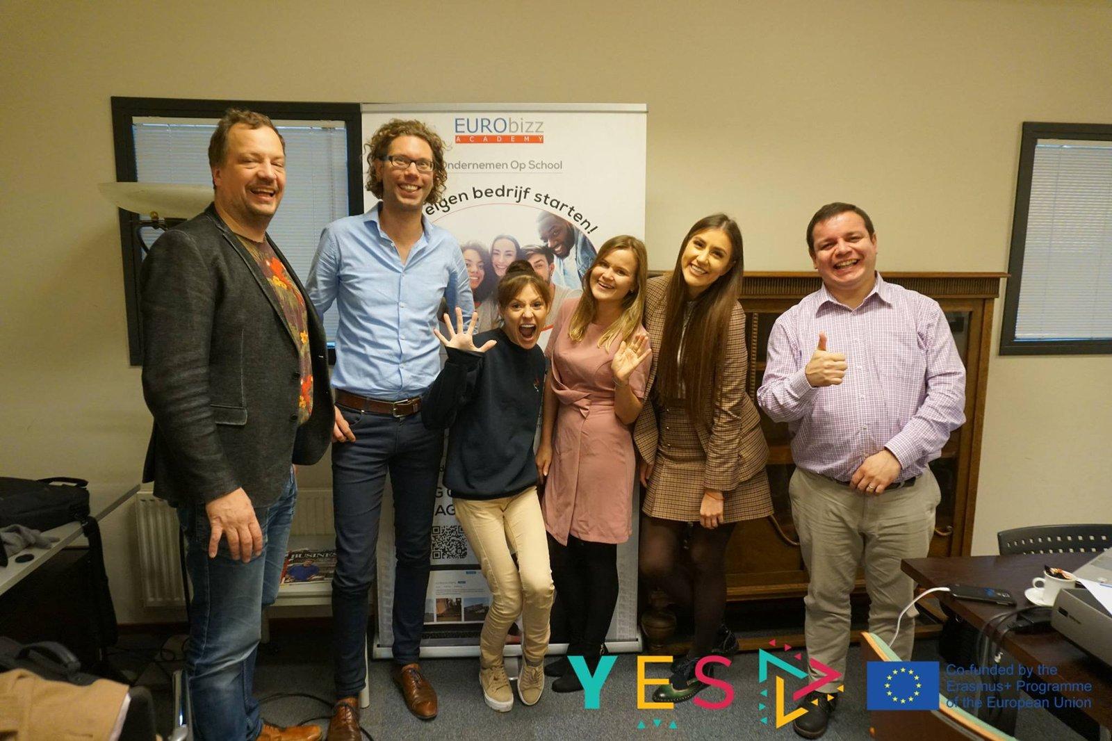 Kick off Meeting – Hague, the Netherlands